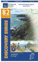 Waterford - Irish Discovery Series Sheet 82 (Sheet map, folded)
