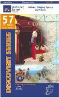 Clare - Irish Discovery Series 57 (Sheet map, folded)