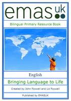 Bilingual Primary Resource Book: English (Paperback)