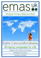 Bilingual Primary Resource Book: English / Lietuviu Kalba Lithuanian (Paperback)