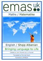 Maths: English-Albanian (Paperback)