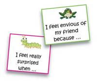 Circle Time Discussion Cards: Feelings