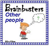 Brainbusters - Other People