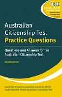 Australian Citizenship Test Practice Questions (Paperback)