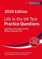 Life in the UK Test: Practice Questions 2020