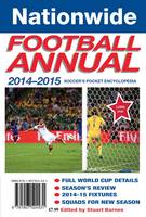 Nationwide Annual 2014-15: Soccer's Pocket Encyclopedia (Paperback)