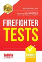 Firefighter Tests: Sample Test Questions for the National Firefighter Selection Tests - Testing Series 1 (Paperback)