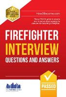 Firefighter Interview Questions and Answers - Testing Series (Paperback)