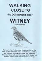 Walking Close to Witney in Oxfordshire: No. 40 (Paperback)