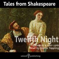 Twelfth Night - Tales from Shakespeare (CD-Audio)