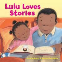 Lulu Loves Stories - Booky Girl Lulu 2 (Board book)