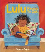 Lulu Reads to Zeki - Booky Girl Lulu 3 (Paperback)