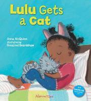 Lulu Gets a Cat - Booky Girl Lulu 5 (Hardback)