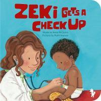 Zeki Gets A Checkup - Zeki Books 3 (Paperback)