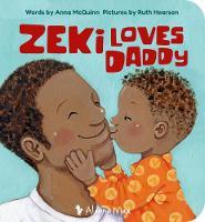 Zeki Loves Daddy - Zeki Books 5 (Paperback)