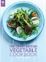 The Great British Vegetable Cookbook - National Trust Food (Hardback)