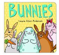 Bunnies (Board book)