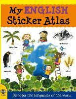 My English Sticker Atlas - My Sticker Atlas (Paperback)
