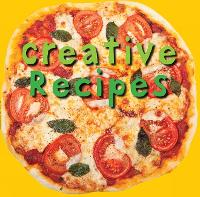 The Pizza Book: Creative Recipes - Gruesome Series (Paperback)