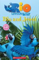 Rio: Blu and Jewel - Popcorn Readers