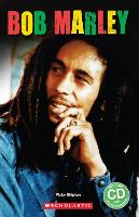 Bob Marley with audio pack - Scholastic Readers