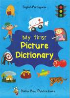 My First Picture Dictionary English-Portuguese: Over 1000 Words 2016 (Paperback)