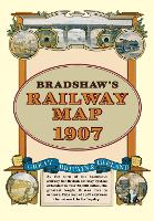 Bradshaw's Railway Folded Map 1907 (Sheet map)