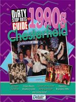 The Dirty Stop Out's Guide to 1990s Chesterfield (Paperback)