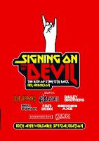 Signing On For The Devil - the Rise of Steel City Rock: 10th anniversary edition (Paperback)