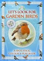 Let's Look for Garden Birds - Let's Look 1 (Paperback)