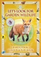 Let's Look for Garden Wildlife (Paperback)