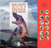 The Little Book of Dinosaur Sounds (Board book)
