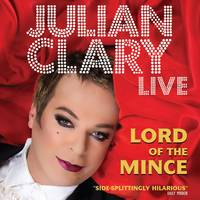 Julian Clary Live: Lord of the Mince (CD-Audio)