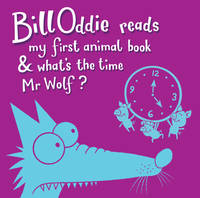 My First Animal Book: What's the Time Mr Wolf (CD-Audio)
