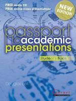Passport to Academic Presentations Course Book & CDs (Revised Edition) (Board book)