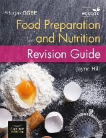 Eduqas GCSE Food Preparation and Nutrition: Revision Guide (Paperback)