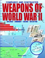 Weapons of World War II - Compared & Contrasted (Hardback)