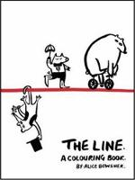 The Line: A Colouring Book (Paperback)