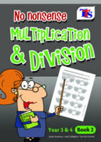 No Nonsense Number - Mult & Div: Book 2 (Paperback)