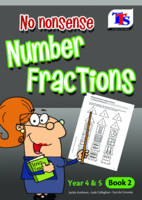No Nonsense Number Fractions (Paperback)