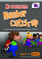 No Nonsense Number Catch Up: Book 2 (Paperback)