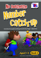 No Nonsense Number Catch Up: Book 4 (Paperback)