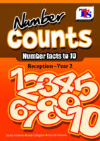 Number Counts: Number Facts to 10 (Paperback)