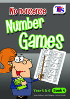 No Nonsense Number Games: Book 4 (Paperback)