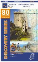 Cork - Irish Discovery Series 80 (Sheet map, folded)