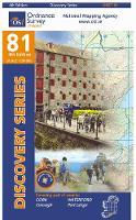 Cork, Waterford - Irish Discovery Series 81 (Sheet map, folded)