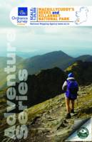 MacGillycuddy's Reeks & Killarney National Park - Irish Maps, Atlases and Guides (Sheet map, folded)