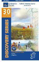 Mayo (W Cent) - Irish Discovery Series No. 30 (Sheet map, folded)