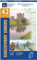 Meath, Westmeath - Discovery Series 42 (Sheet map, folded)