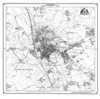 Oxford 1873 Heritage Cartography Victorian Town Map - Heritage Cartography Victorian Town Map Series (Sheet map, rolled)